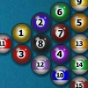 AlilG Multiplayer Eight-ball 8-Ball Billiard