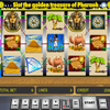 Slot the golden treasure of Pharaoh