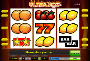 free slot games online ultra hot deluxe