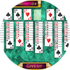 Double Freecell Solitaire